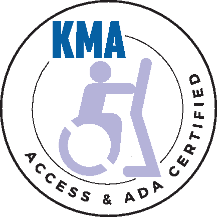 KMA members provide ADA and accessible units.