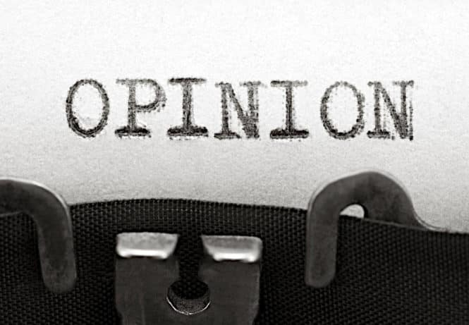 opinion article logo